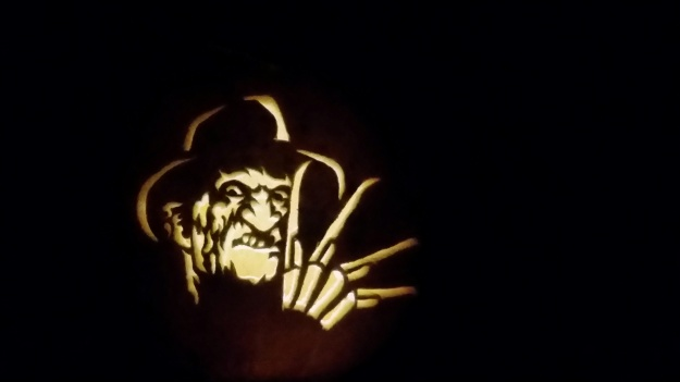 In 7th position this carved pumpkin by Eric Balla.